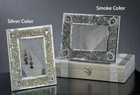 Beaded Framed Earring Displays (Jewelry Displays)