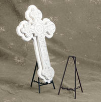 Cross Display Stand  (Egg, Coin & Specialty Stands)