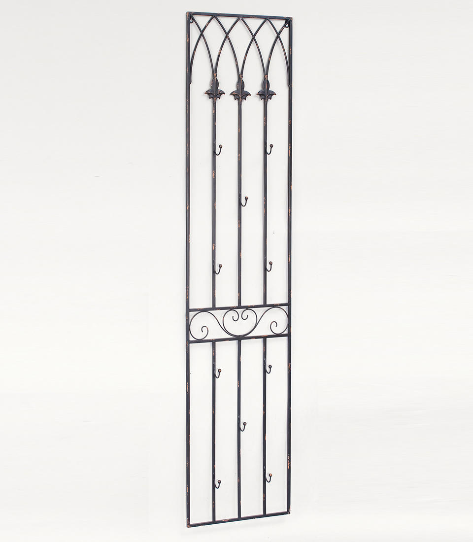 Decorative Metal Wall Grille (Wall Decor)
