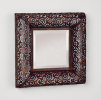 Framed Wall Mirror (Wall Decor)