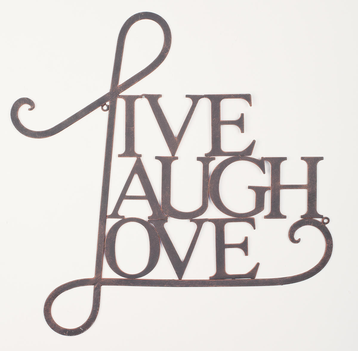 Live laugh love wall art tripar international inc for Live laugh love wall art