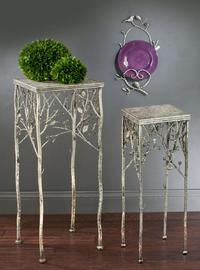 Natural Splendor Wall Rack and Tables (Tables & Furniture)