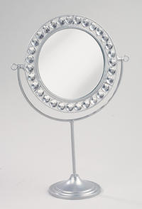 Round Swivel Boutique Mirror  (Jewelry Displays)