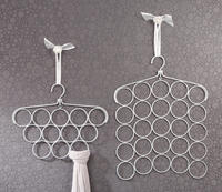 Versattach Ring Scarf Swivel Hangers   (Jewelry Displays)