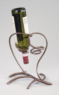 2 Place Wine Bottle Holder  (Wine Accessories)