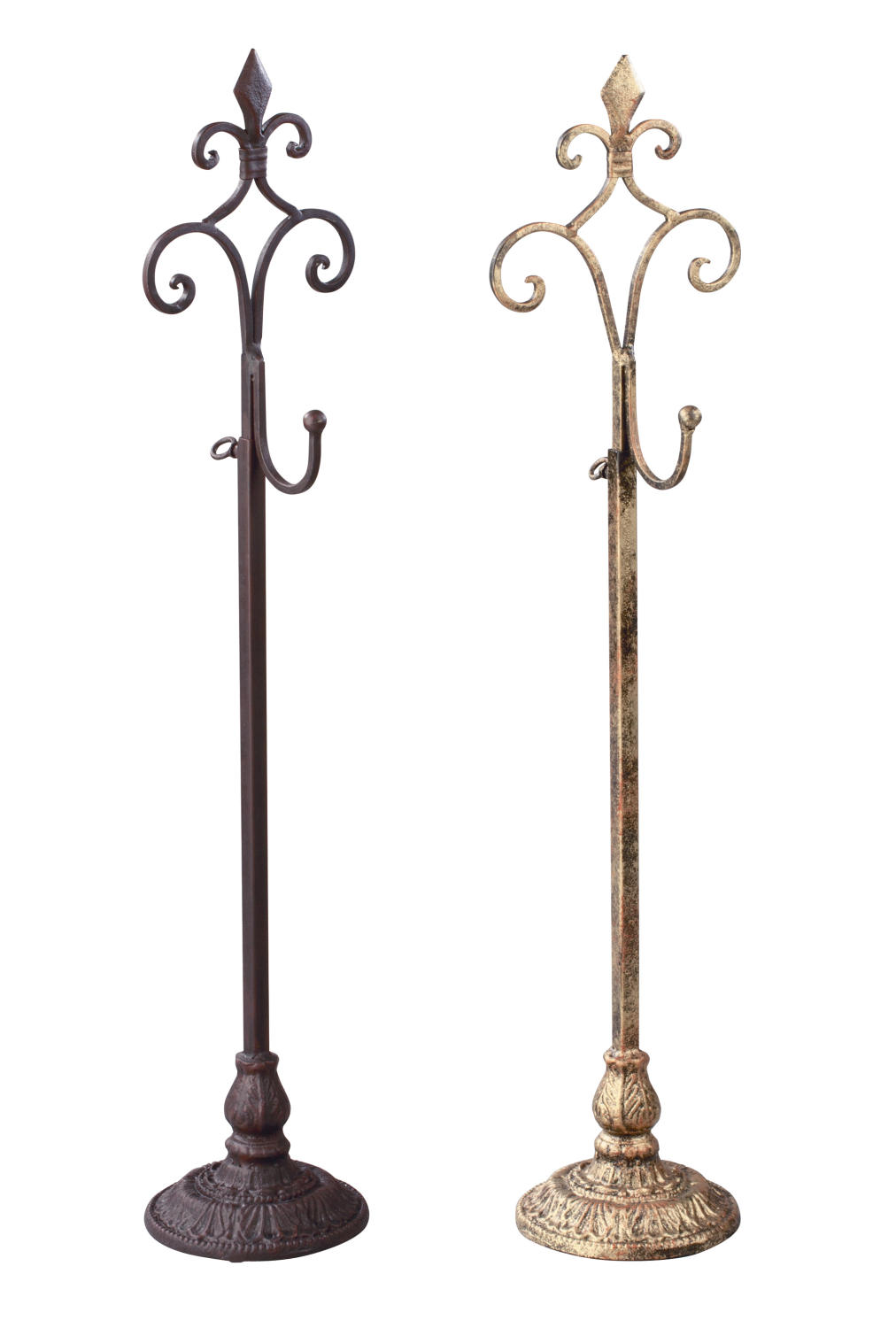 Adjustable Wreath & Purse Stands (Wreath & Finial Stands)