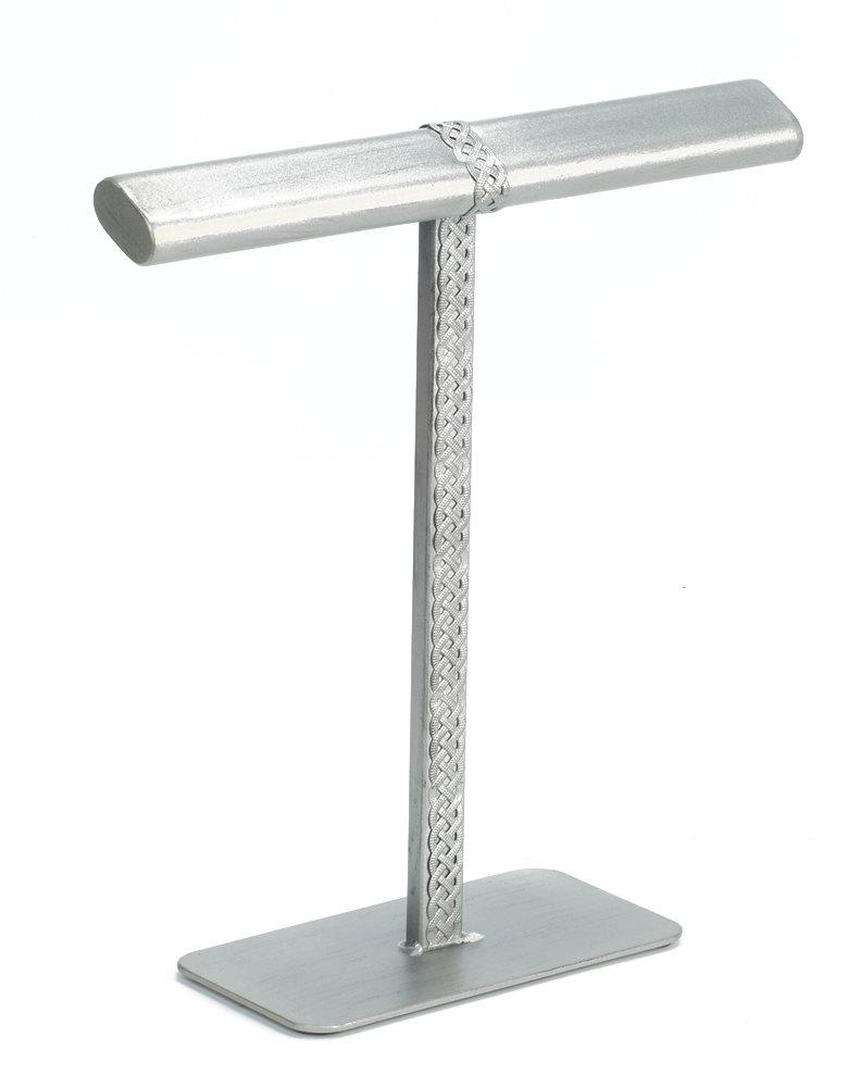 Antiqued Silver Necklace Stand (Jewelry Displays)