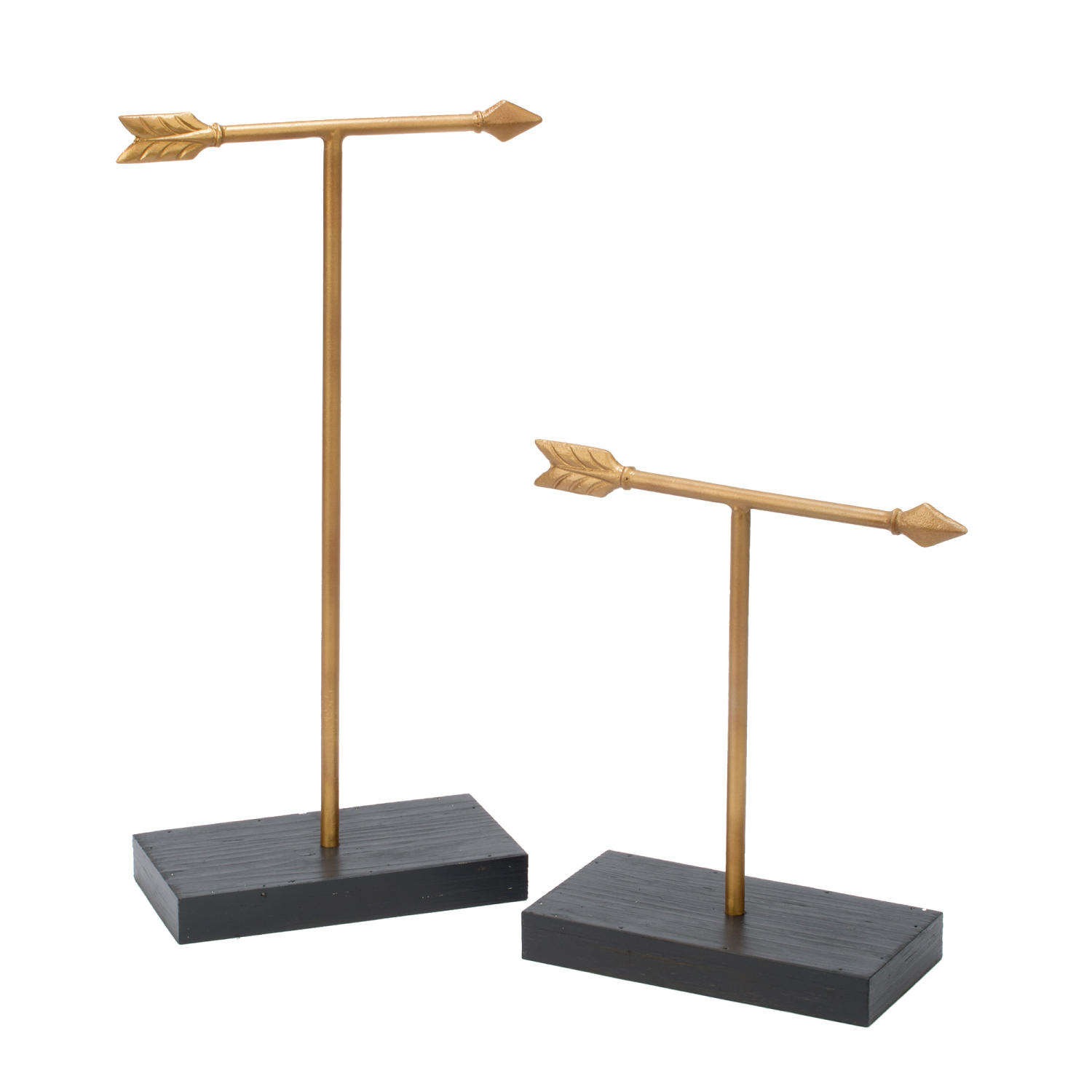 Arrow T-Bars (Large and Small)    (Jewelry Displays)