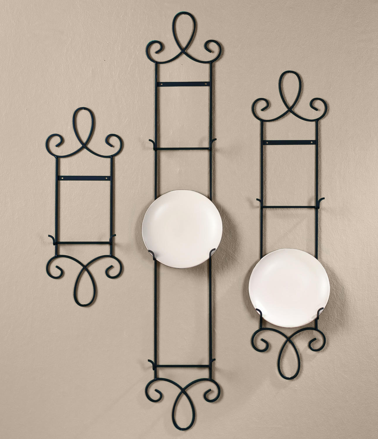 Inspiring Wall Mounted Decorative Plate Rack Pictures - Best Image ...