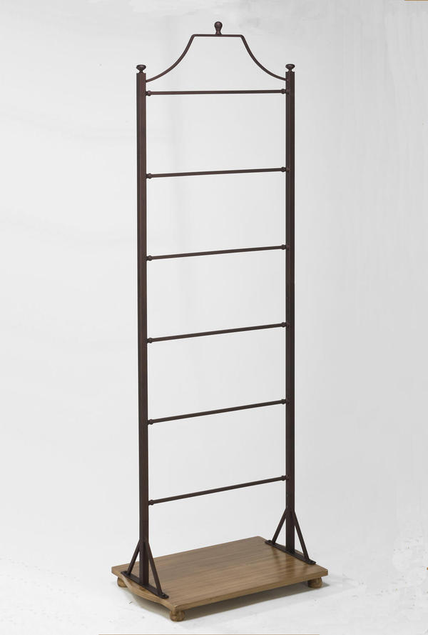 Bronze Ladder Floor Display