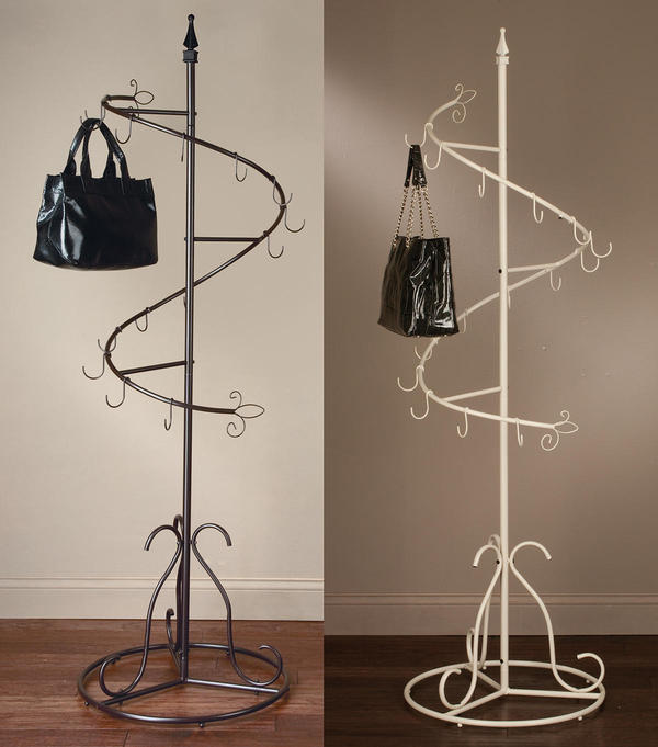Classic Spiral Purse Trees
