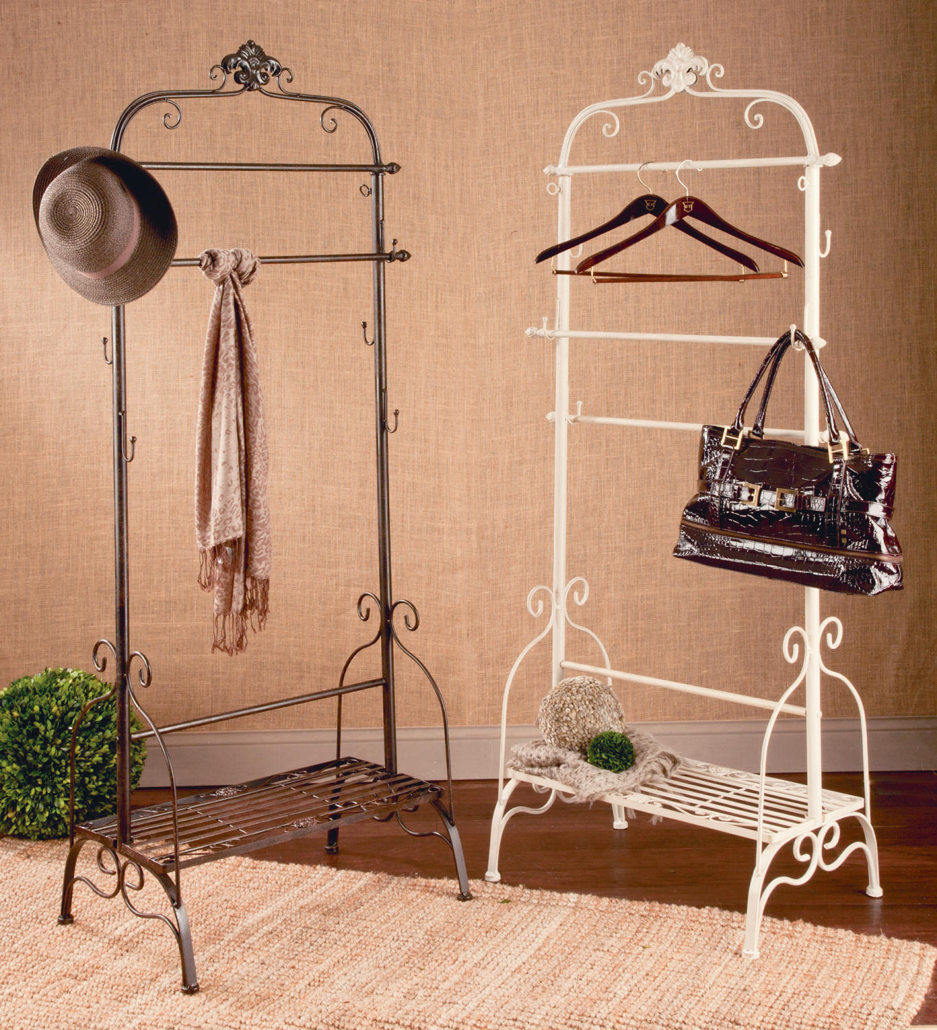 Fashion Display Rack     (Scarf, Purse & Fashion Displays)