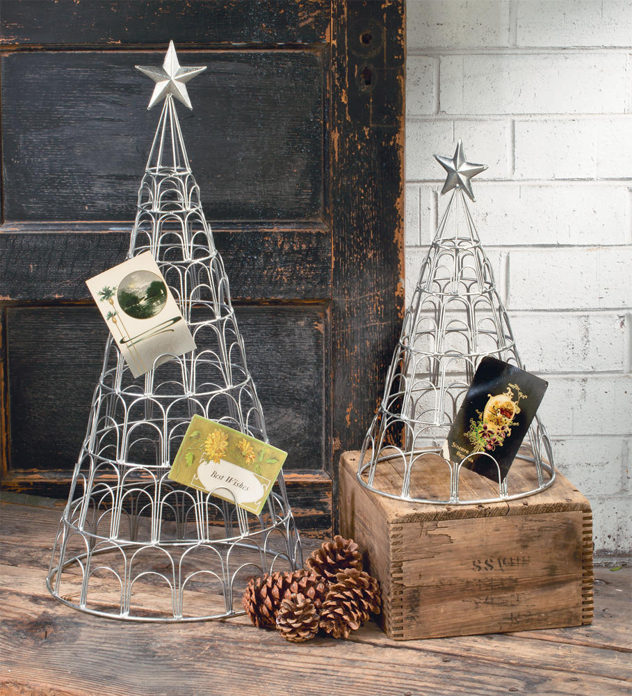 Holiday Card Tree Set  (Card Holders & Signs)