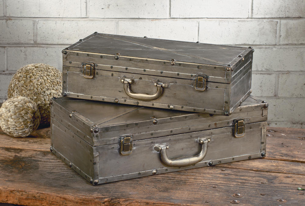 Industrial Display Suitcases