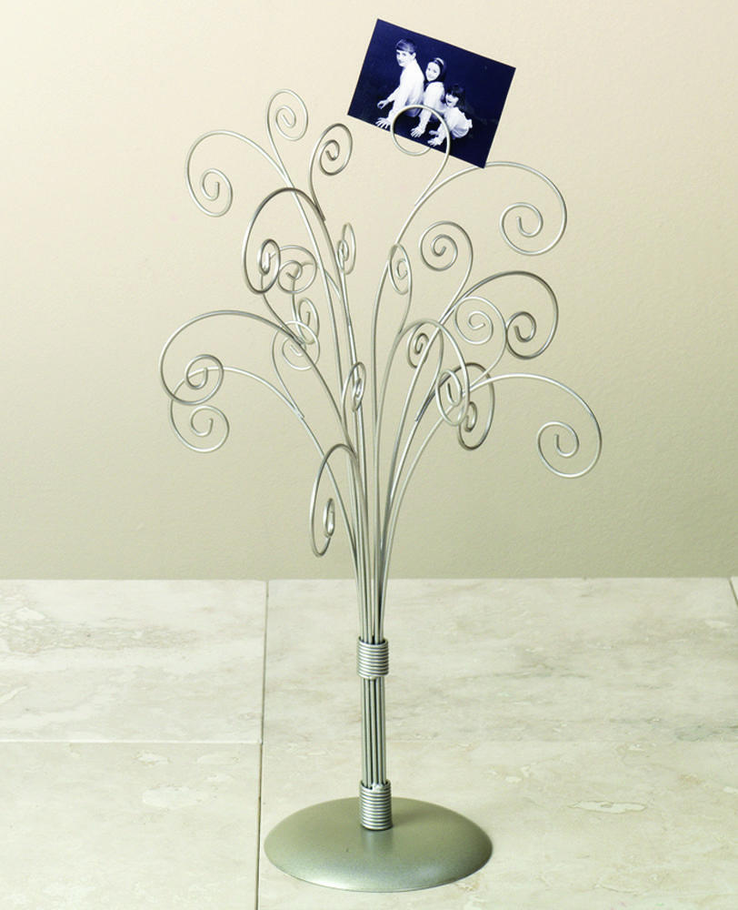 Table-Top Card Holder Tree    (Card Holders & Signs)