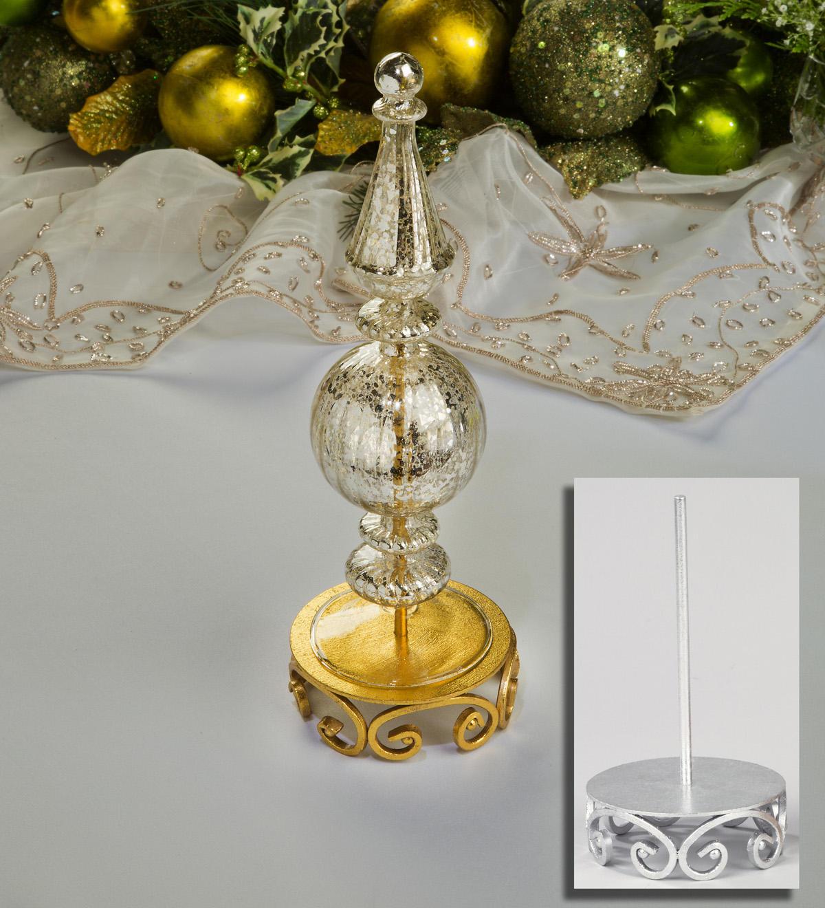 Treetop Finial Holder