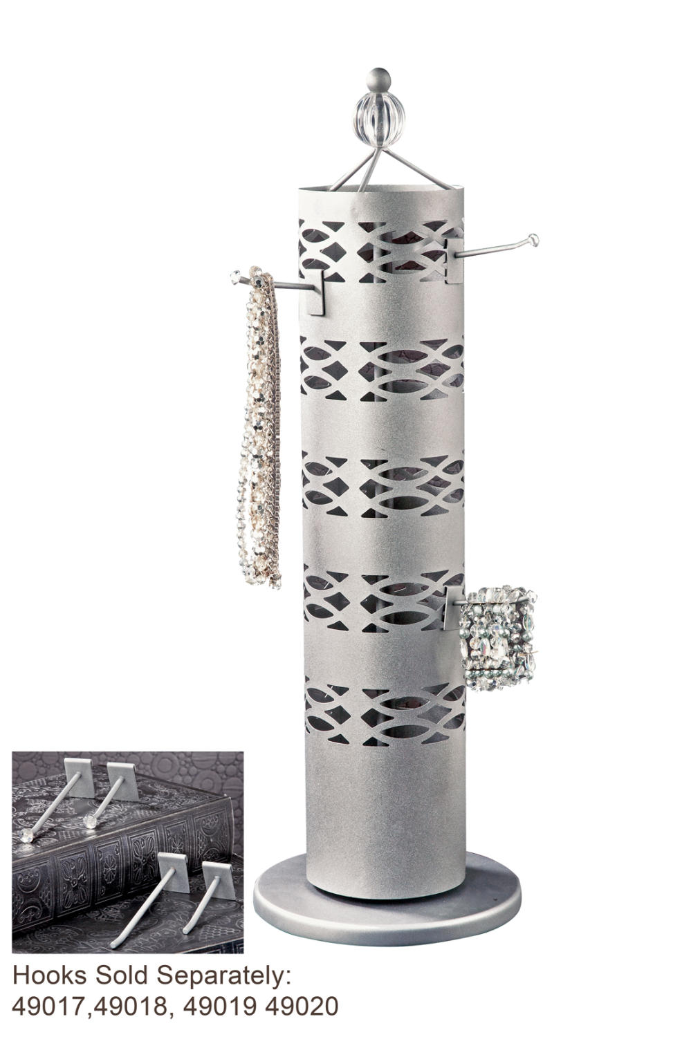 Versattach Jewelry Spin Tower (Jewelry Displays)