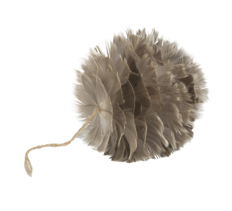 Natural Goose Feather Ball