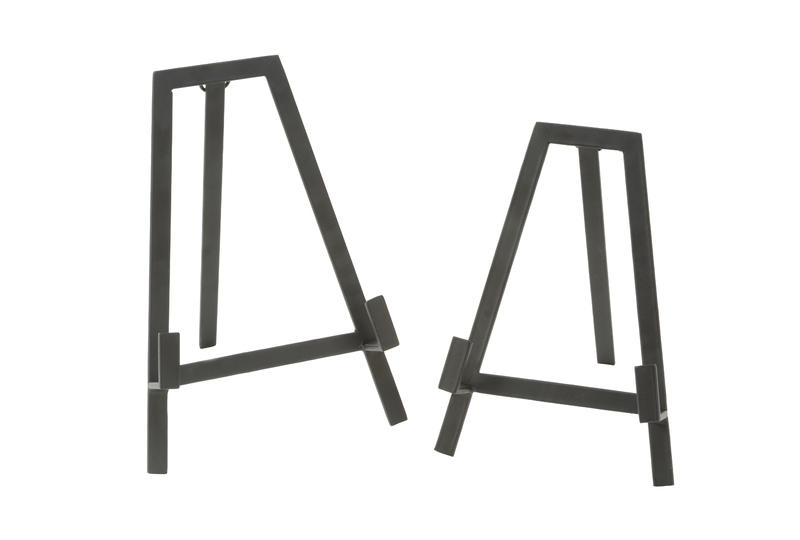 Tabletop A-Line Metal Easel