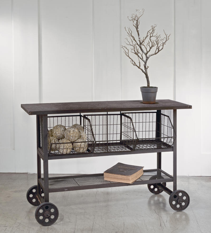 Rolling Cart Display/Storage