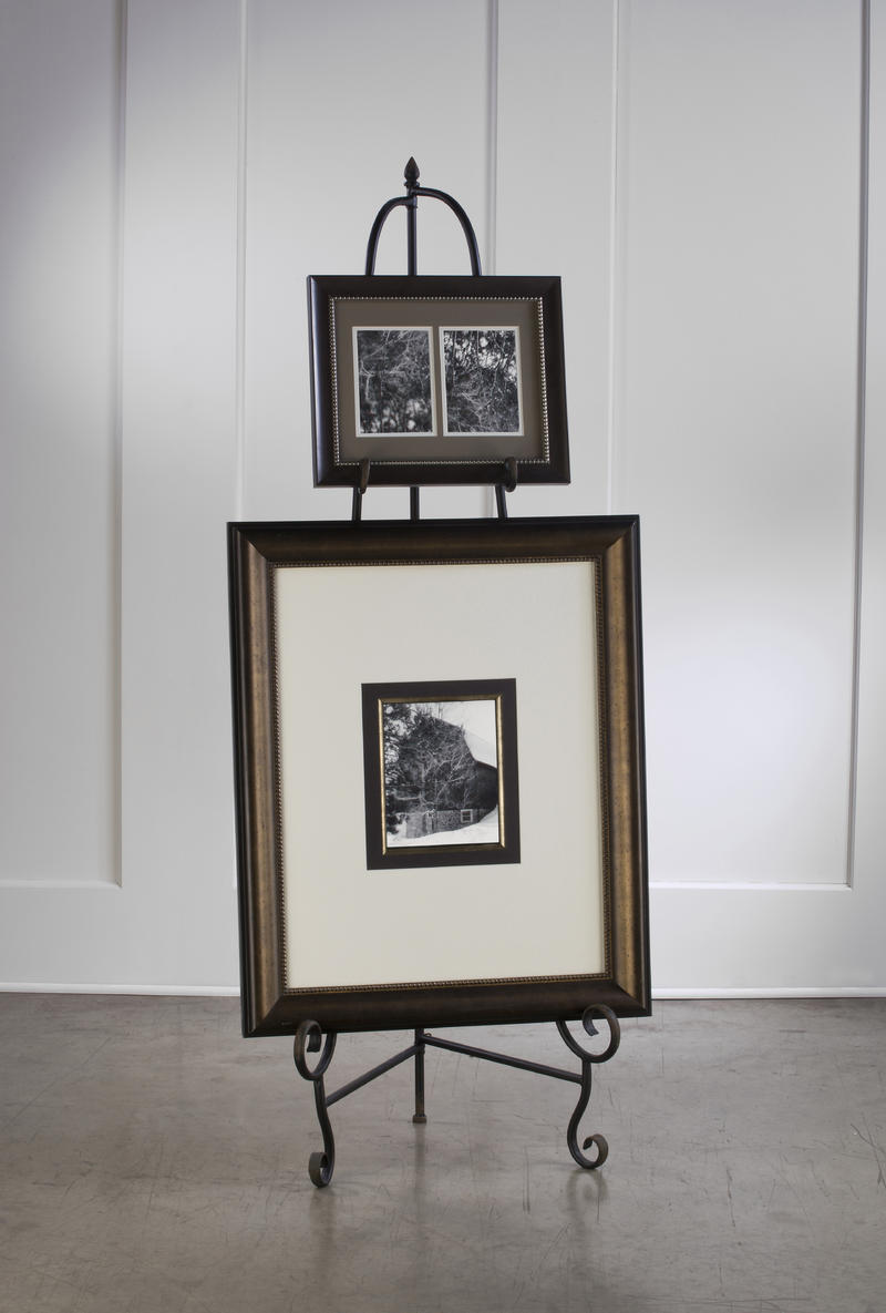 Multi-Picture Adjustable Floor Easel