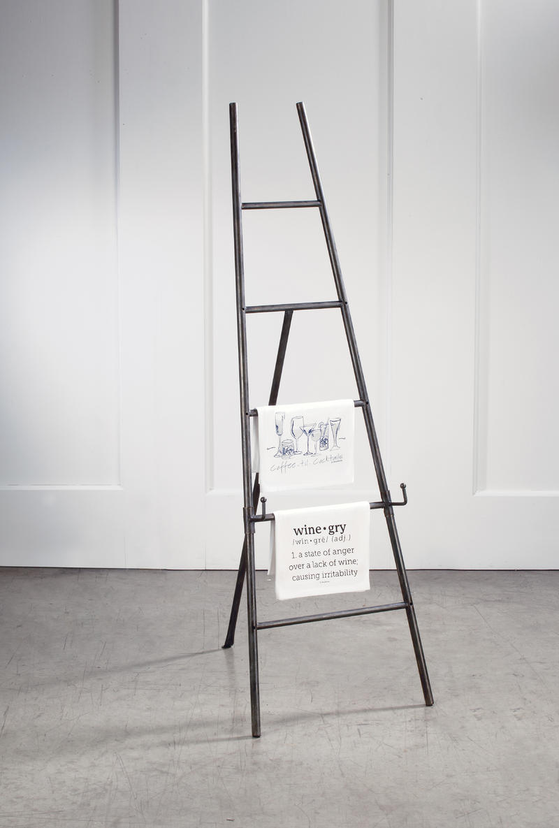 Ladder Floor Easel - Large