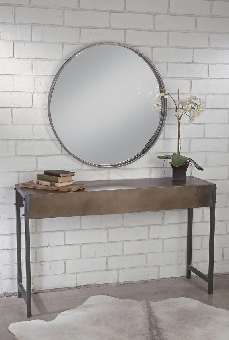 Double Edged Mirror - Metal
