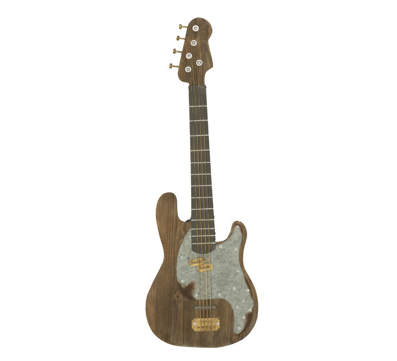 Decorative Electric Guitar Wall Art