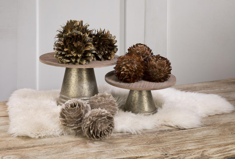 Decorative Feather Balls
