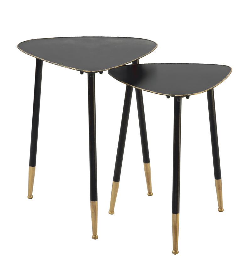 Triangle Side Tables - Set/2