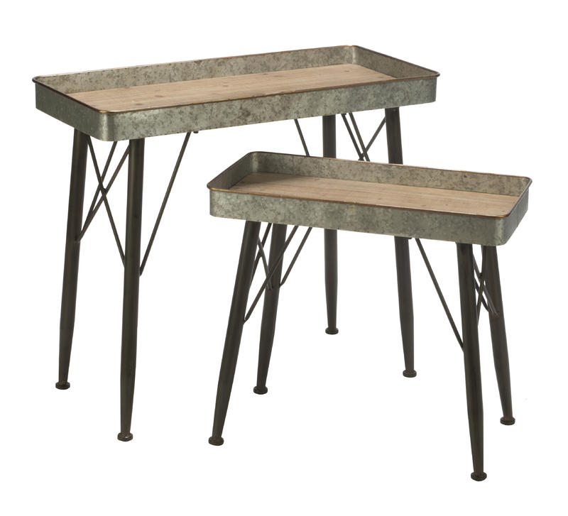 Versatile Rectangular Accent Tables