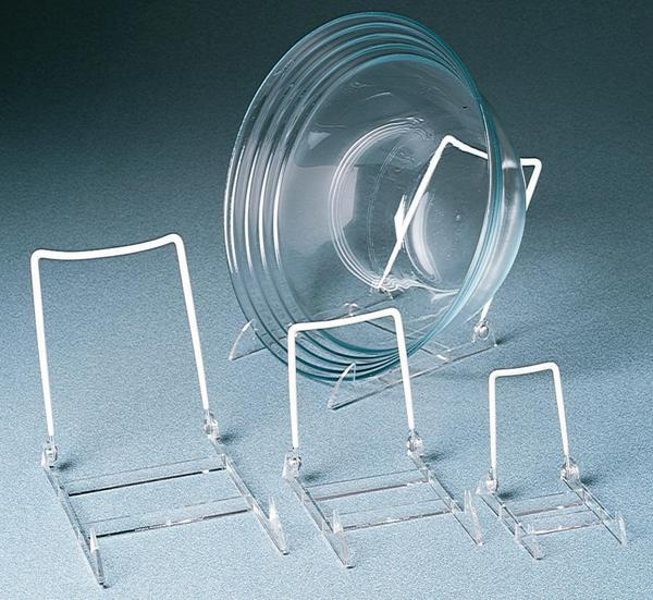 Adjustable Acrylic Wire Display Stands