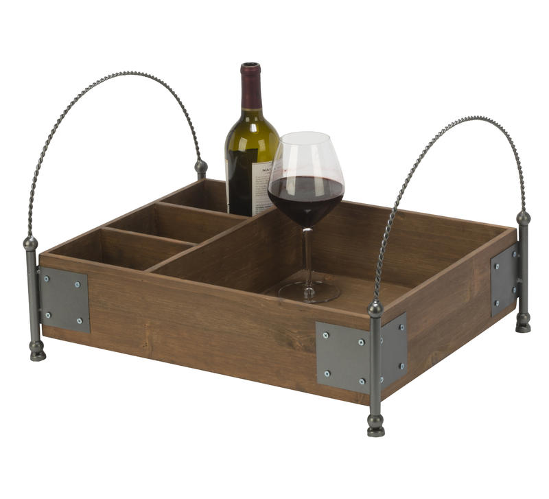 Vineyard Serving Tray