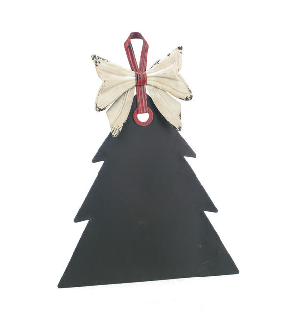 Magnetic Holiday Tree Chalkboard