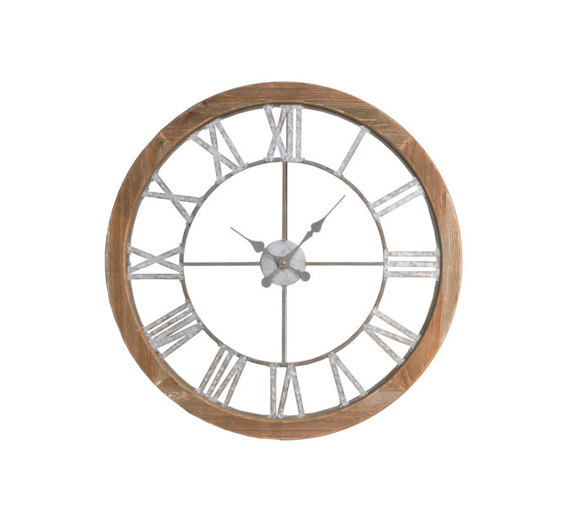 Functional Wall Clock