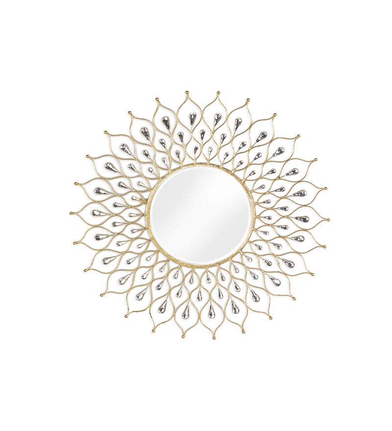 Sunburst Gold Mirror