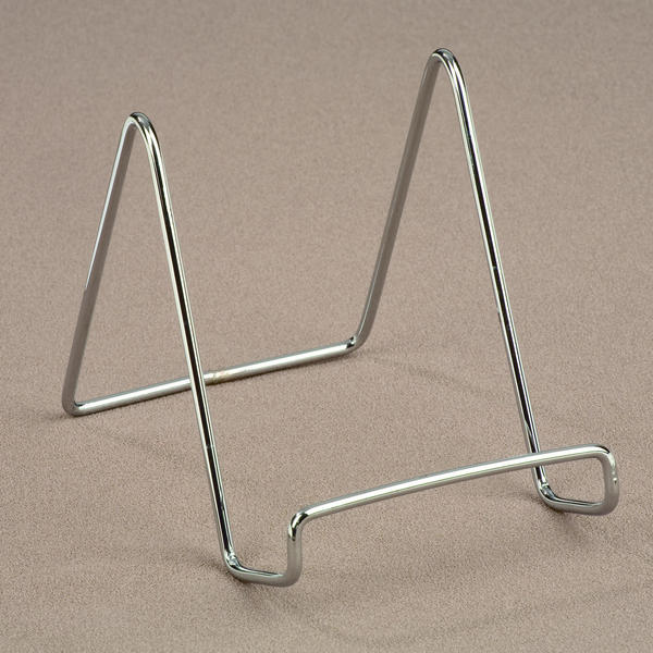 Chrome Smooth Wire Stand