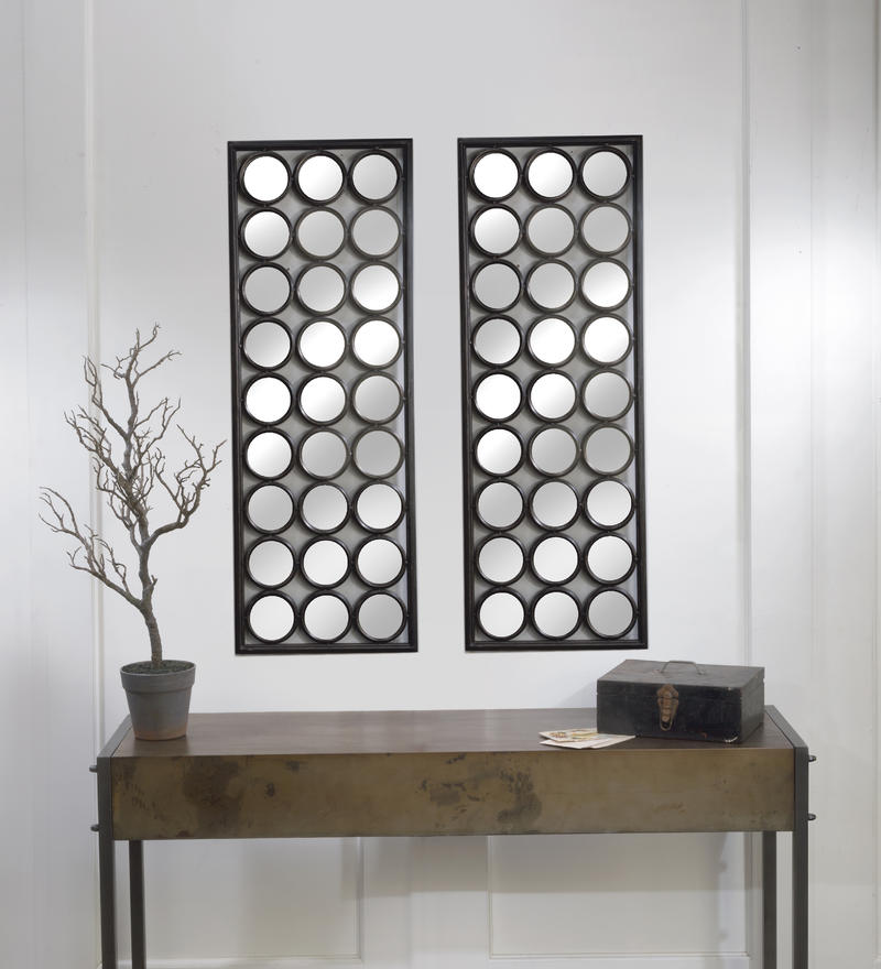 Multi-Mirror Wall Decor