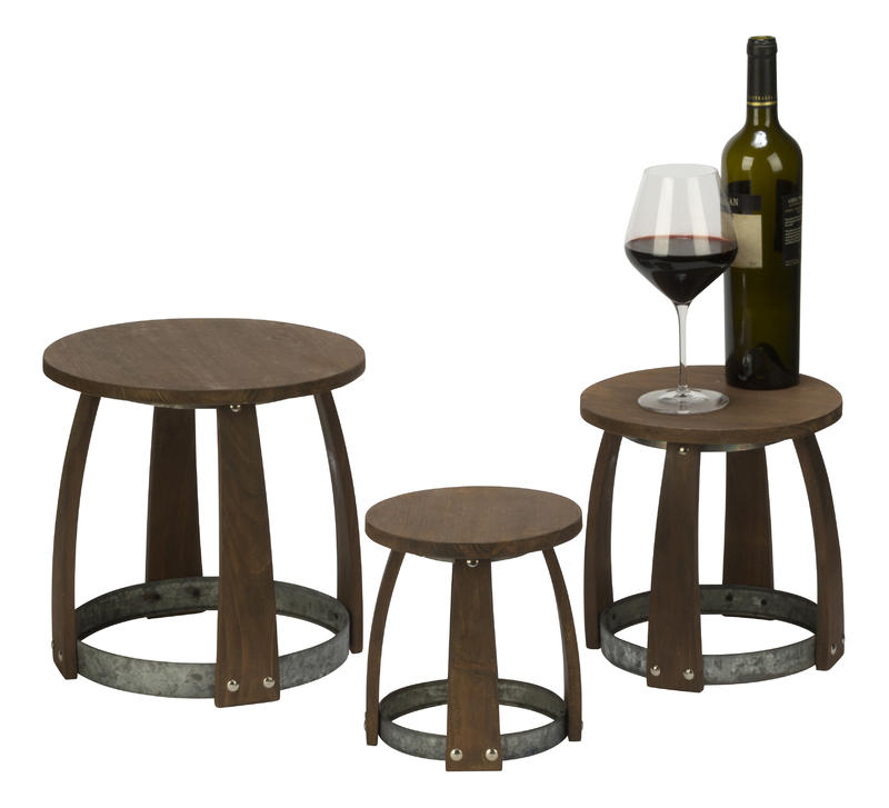 Vineyard Stackable Riser Set of 3
