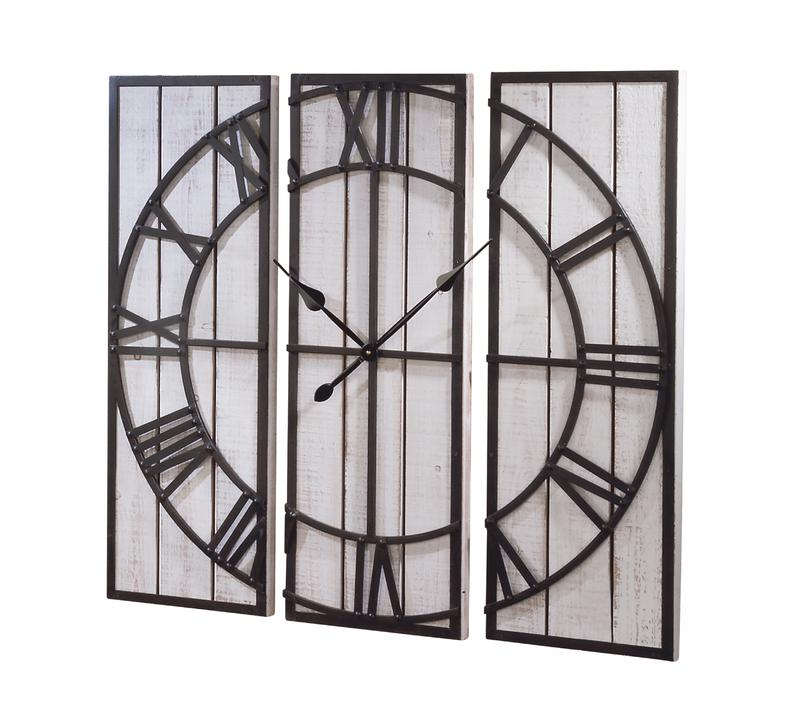 3 Piece Wall Clock