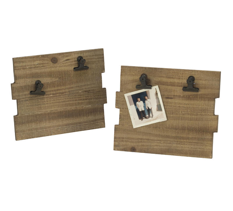 Wooden Note/ Photo Board