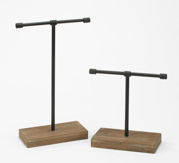 Large Industrial T-Bar Stands