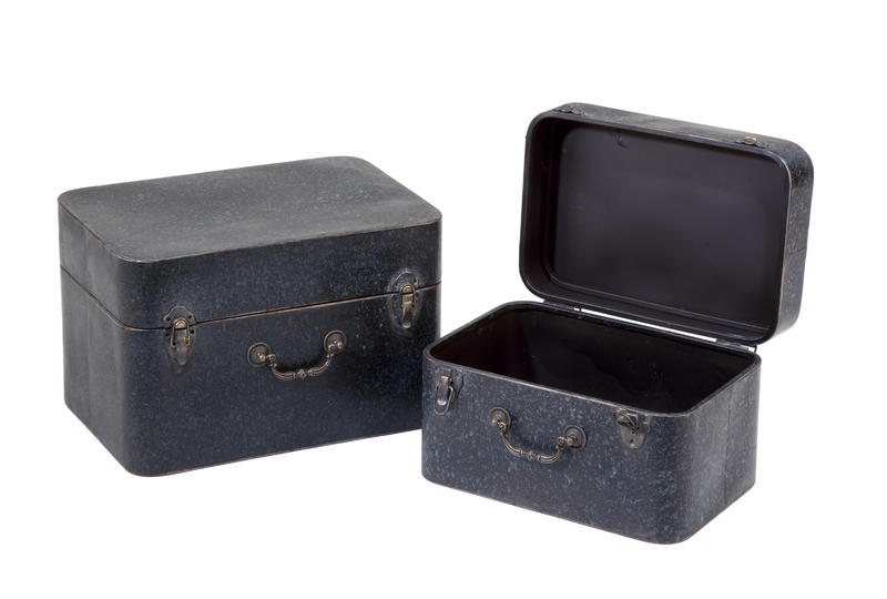 Large Storage Box Set of 2