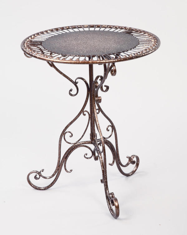Small Bronze Decorative Table