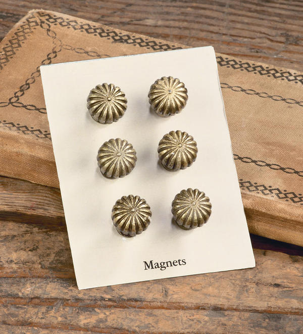 Starburst Magnets - Set of 6