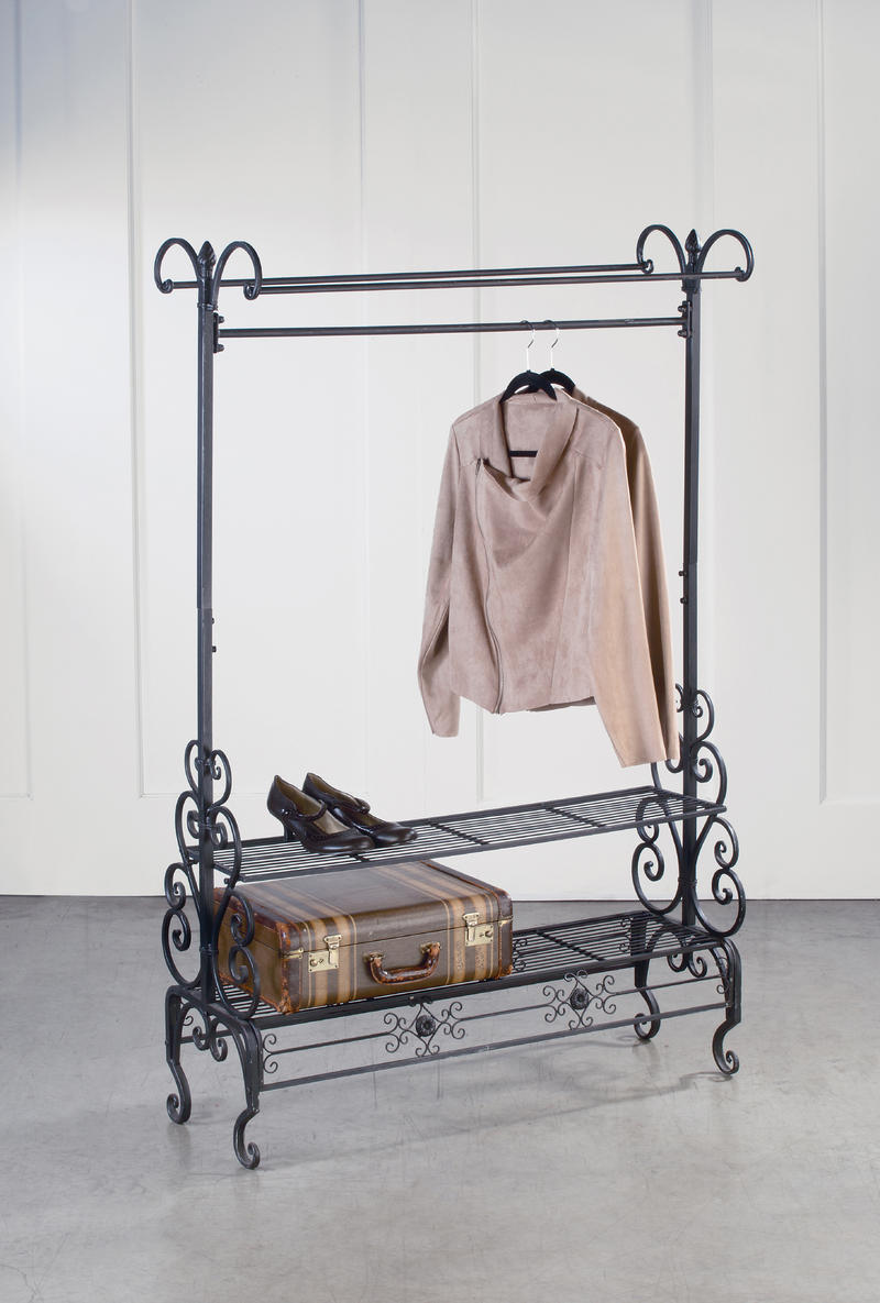 Garment Floor Rack