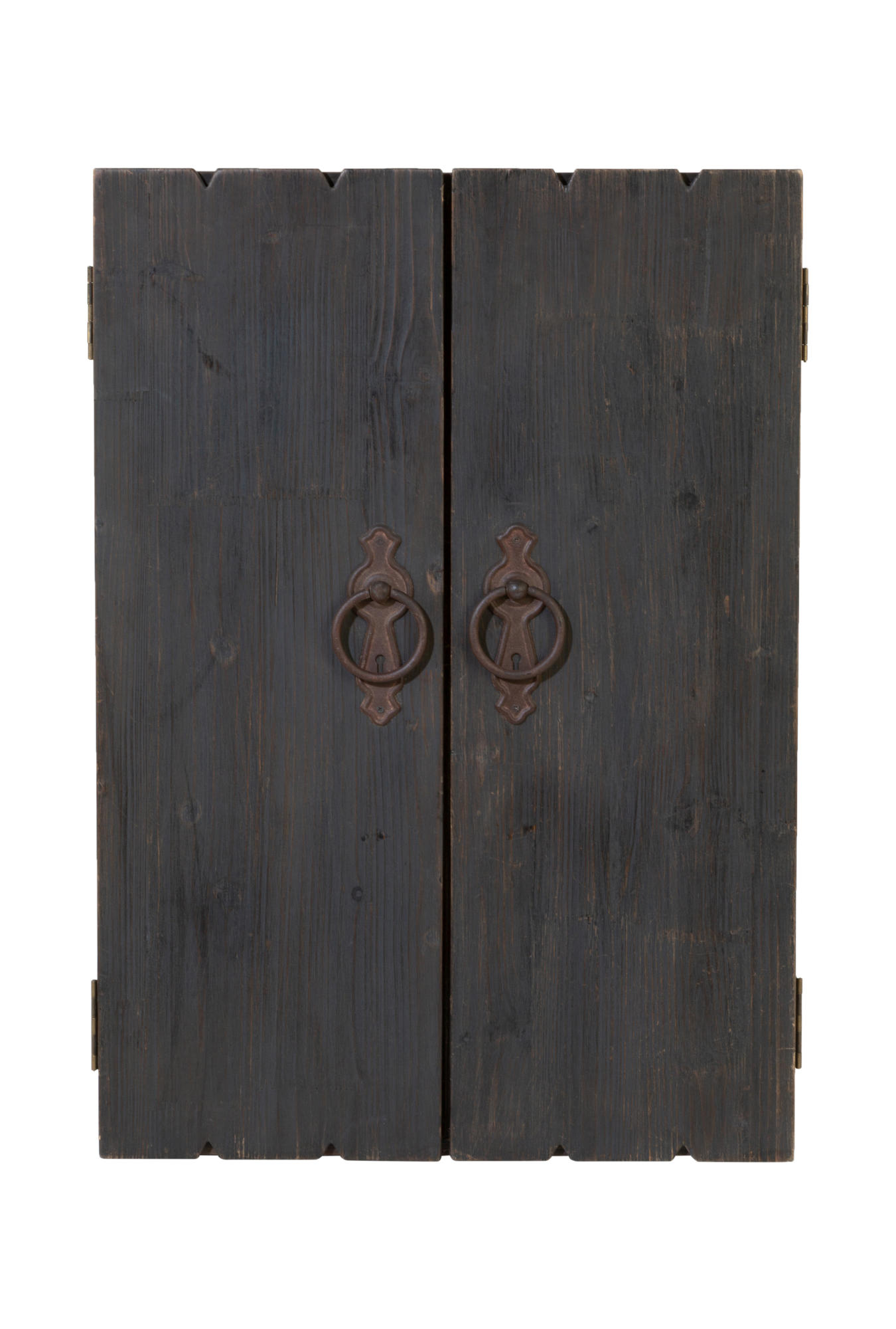 Wooden Wall Jewelry Storage Cabinet Tripar International Inc