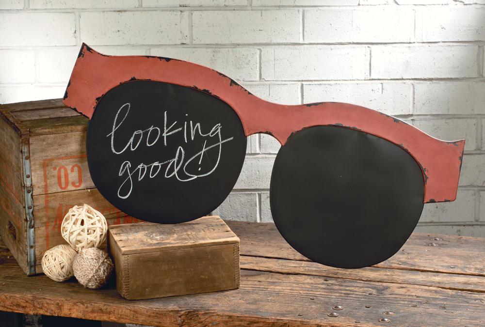 Sunglasses Chalkboard Wall Art Tripar International Inc