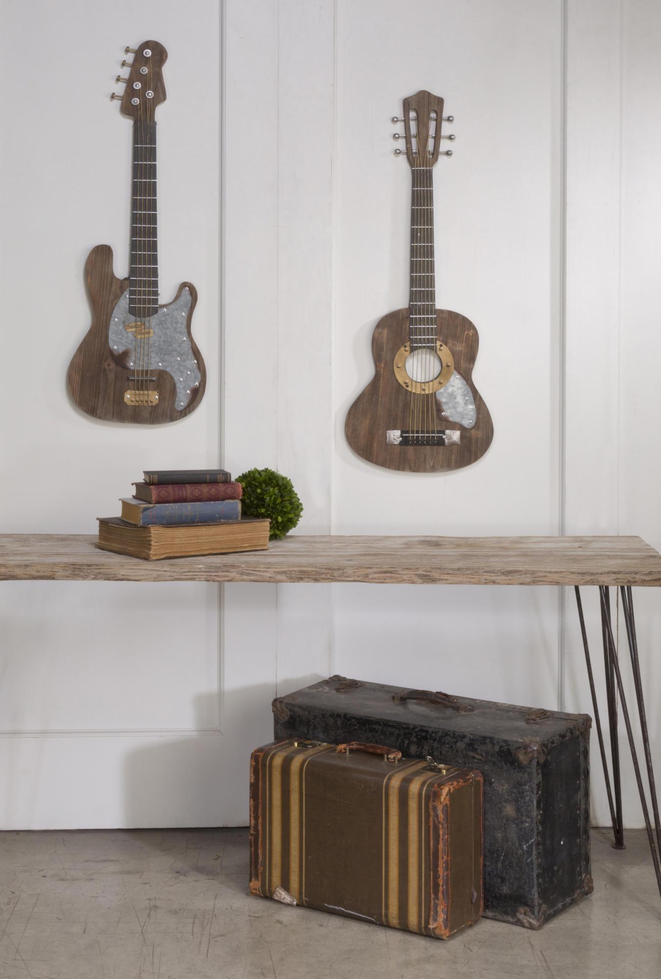 Guitar Wall Art Tripar International Inc