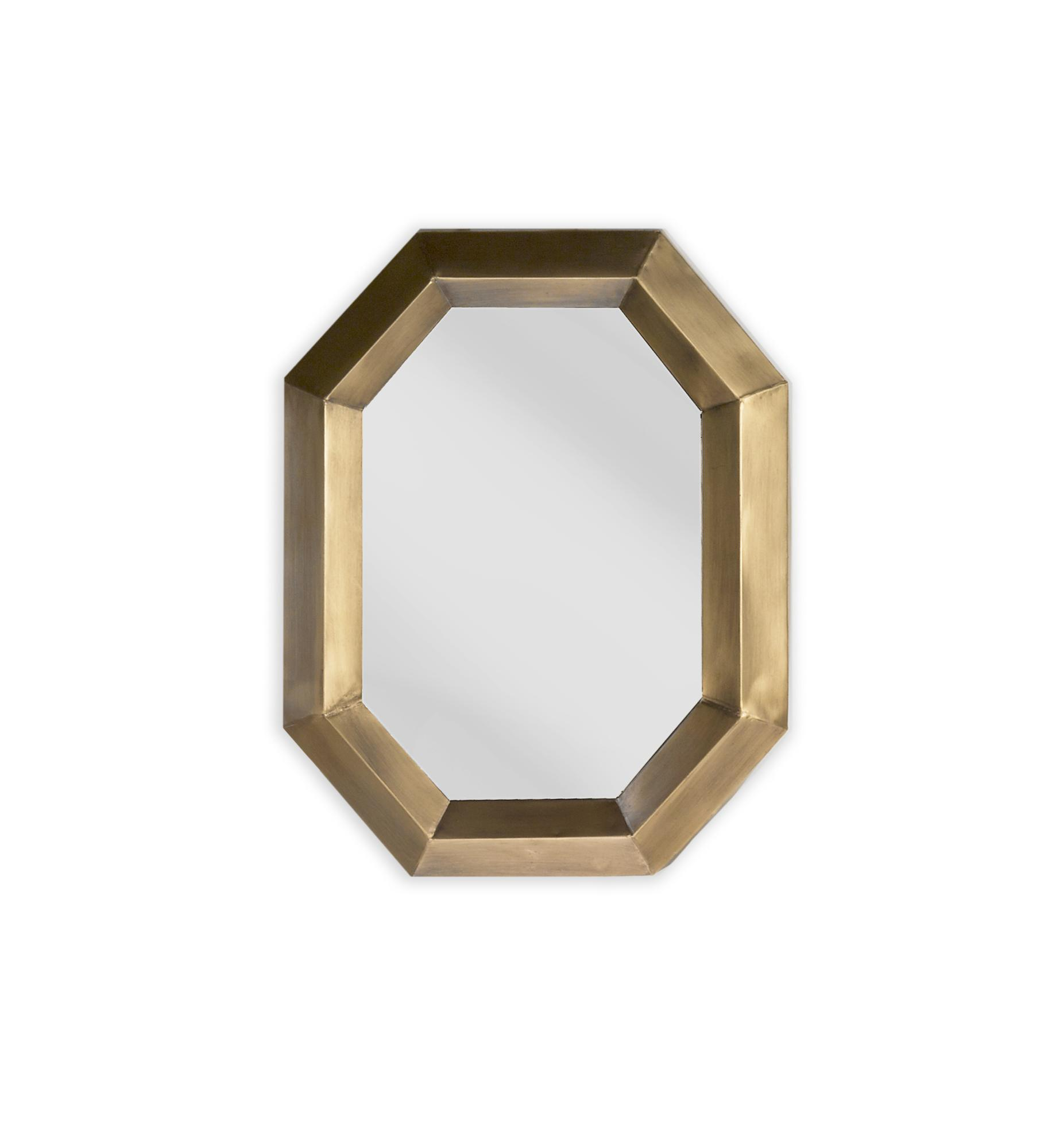 Octagon Wall Mirror Tripar International Inc